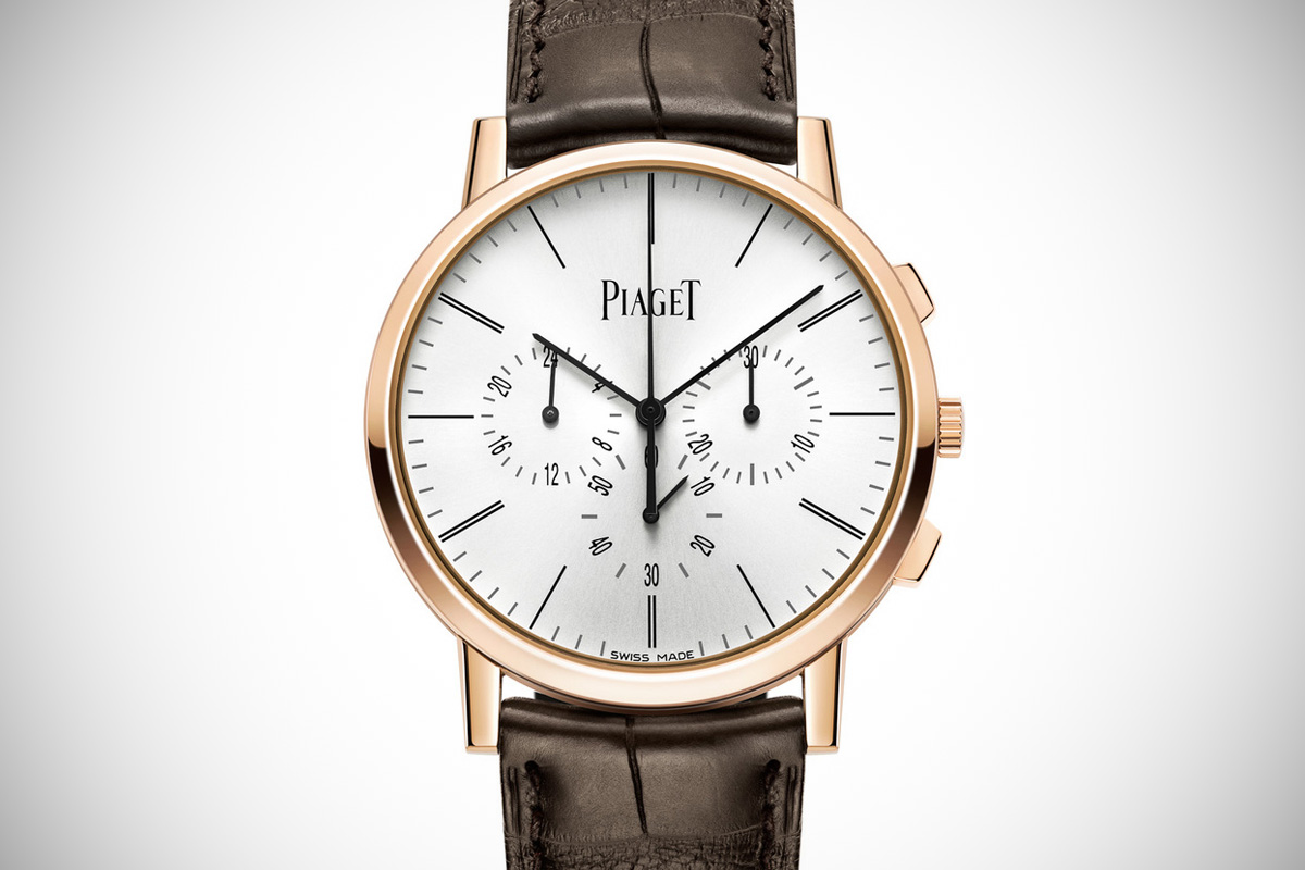 Fake Piaget Altiplano Chronograph Watch